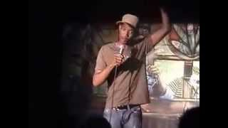 David Kau - Comedy Underground 2006 #IDidTheseJokes1st