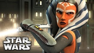 Ahsoka Officially Confirmed as Alive by Dave Filoni! - Star Wars Rebels Season 4 Panel