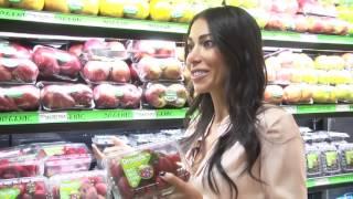 Tanya Zuckerbrot and Olivia Culpo go beauty food shopping - Nutrition Tips