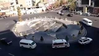 Putin motorcade in Tehran