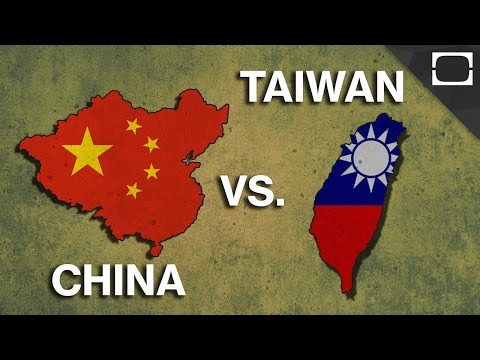 Why China And Taiwan Hate Each