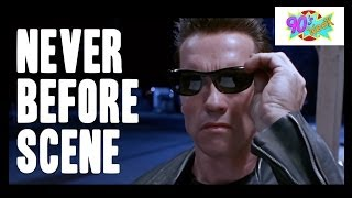 Long Lost Scenes From Terminator 2?! - Never Before Scene