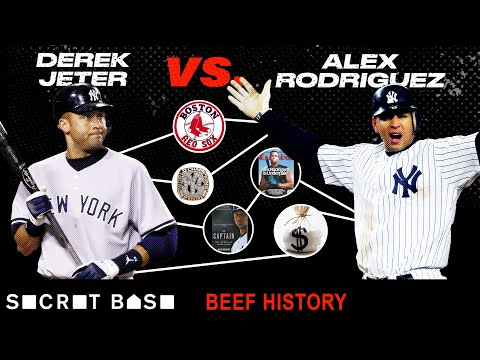 Alex Rodriguez ruined his friendship with Derek Jeter and then they became teammates