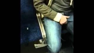 Warren Handford crotch grab