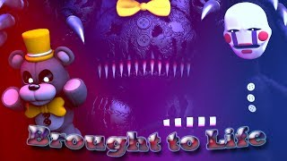 """[SFM] [FNaF] """"Brought To Life"""" (Bring Me To Life) By Evanescence [NIGHTCORE]"""