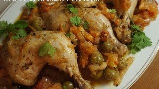 Italian Garlic & Tomato Chicken Recipe