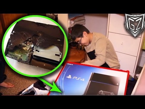 Xxx Mp4 FAKE PS4 Christmas Present PRANK GONE WRONG 3gp Sex