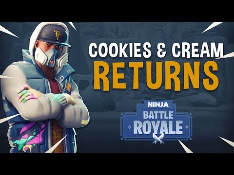 Xxx Mp4 Cookies N Cream Returns Fortnite Battle Royale Gameplay Ninja Myth 3gp Sex