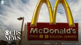 McDonald's workers say they feel unsafe on the job