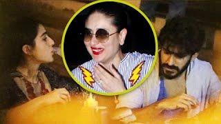 Kareena Kapoor REVEALS GOSSIP About Sara Ali Khan Dating Harshvardhan Kapoor