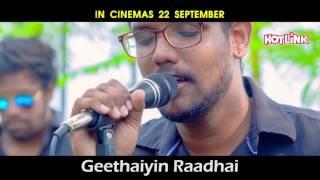 Geethaiyin Raadhai | Ennai Kollaathey Mashup Cover By Ztish | Kumaresh | Samhitha
