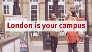 City: London is your campus