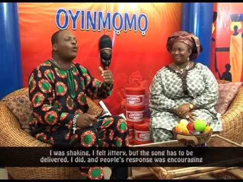 Oyinmomo Interview with SIR SHINA PETERS