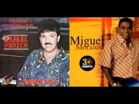 RAFAEL OROZCO vs. MIGUEL MORALES ¨Mano a Mano¨ Musical FULL AUDIO