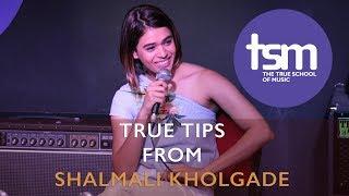 TrueTalk with Shalmali Kholgade