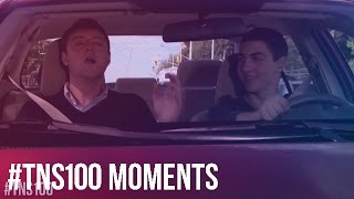 #TNS100 Moments - 44. James's Driving Lesson with Arthur
