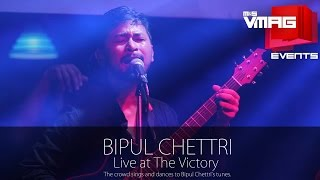 Bipul Chettri Live at The Victory Lounge