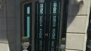 Misteri pintu rahasia [gta 5] di rumah om michael