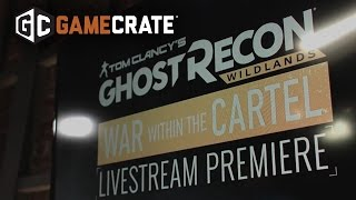 On the scene: From the premiere of Ghost Recon Wildlands: War Within the Cartel