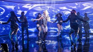 Britney Spears - Make Me... (Live at The Jonathan Ross Show)