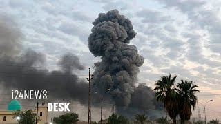 Is Israel Behind Recent Number of Strikes on Iraq?