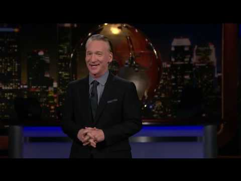 President Crazypants Real Time with Bill Maher HBO