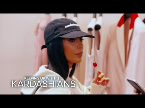 KUWTK Kim Kardashian West s Shopping Trip Turns Scary E