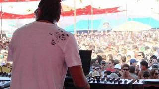 Alien Project vs Raja Ram Live at Heineken Sundance Eilat (2003)