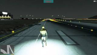 GTA 5 Reverse Flash faster than rail-gun?