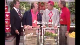 Dean Martin, William Conrad, William Holden & Dan Rowan - Supermarket