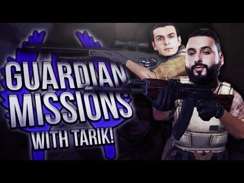 Moe And Tarik Guardian Missions( Hydra Operation)