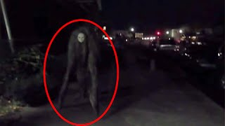 Top 15 Shocking & Horrifying Things CAUGHT ON TAPE At Night