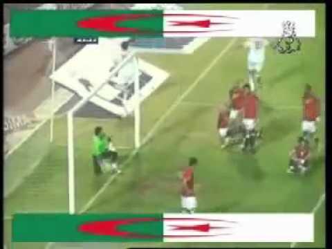 أغنية الفريق الوطني الجزائري   ألجيري ساكنة في قلبي