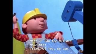 Bob the Builder Theme Song Repeated 10 Minutes