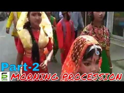 68th Republic Day | Morning Procession (Provat Feri) | Part - II | Santragachi New Star Club | 2017