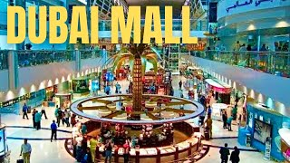 The Dubai Mall Worlds Largest Shopping Mall *HD*