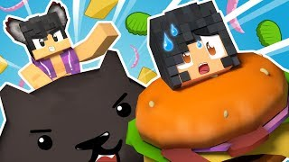 I WANT YOUR BUNS! | Minecraft Hide and Seek