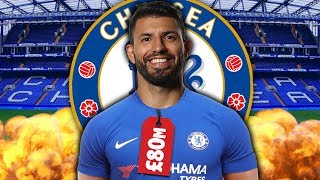 Can Chelsea Win Back To Back League Titles With Sergio Aguero?! | Transfer Review