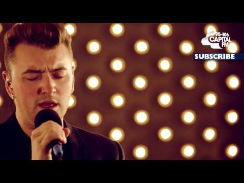 Sam Smith When I Was Your Man Bruno Mars Cover Capital Live Session