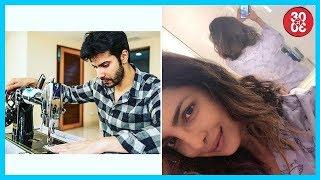 Varun Starts Working On 'Sui Dhaaga' | Priyanka Wears Her Name To Bed