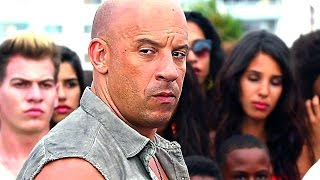 FAST AND FURIOUS 8 - The Fate of the Furious TRAILER Tease (2017)