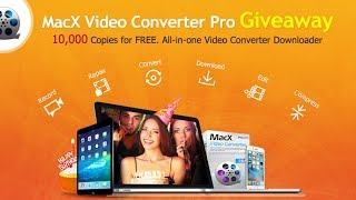 Convert Video Format on Mac for Free with MacX Video Converter Pro