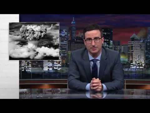 Nuclear Weapons Last Week Tonight with John Oliver HBO