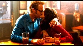 RHYS IFANS AND EMILY BLUNT-KISS SCENE-THE FIVE YEAR ENGAGEMENT