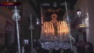 La Virgen de los Dolores procesionó en Lepe