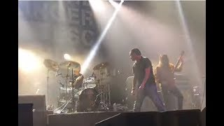 The Dillinger Escape Plan w/ Mike Patton show #1 of farewell shows setlist/video!