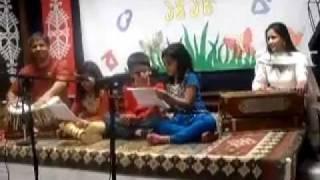 Amra Korbo Joy Ekdin - Pohela Boishakh Bangla School of Music.wmv