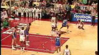 NBA Michael Jordan 10 The Best Dunks (I Believe I Can Fly)