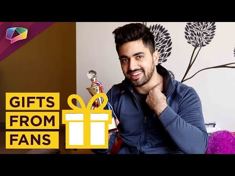 Xxx Mp4 Zain Imam Unwraps Gifts From His Fans Exclusive 3gp Sex
