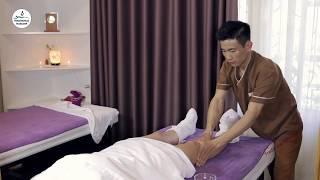 Foot & Leg Massage Techniques For Women - Traditional Massage